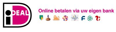iDeal, Online betalen via uw eigen bank.